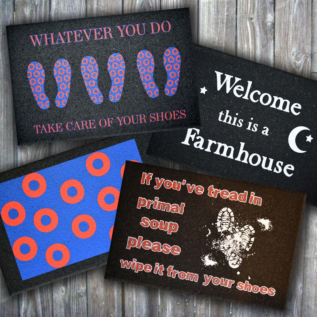 Phish Doormats