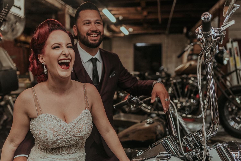 chicago pinup wedding