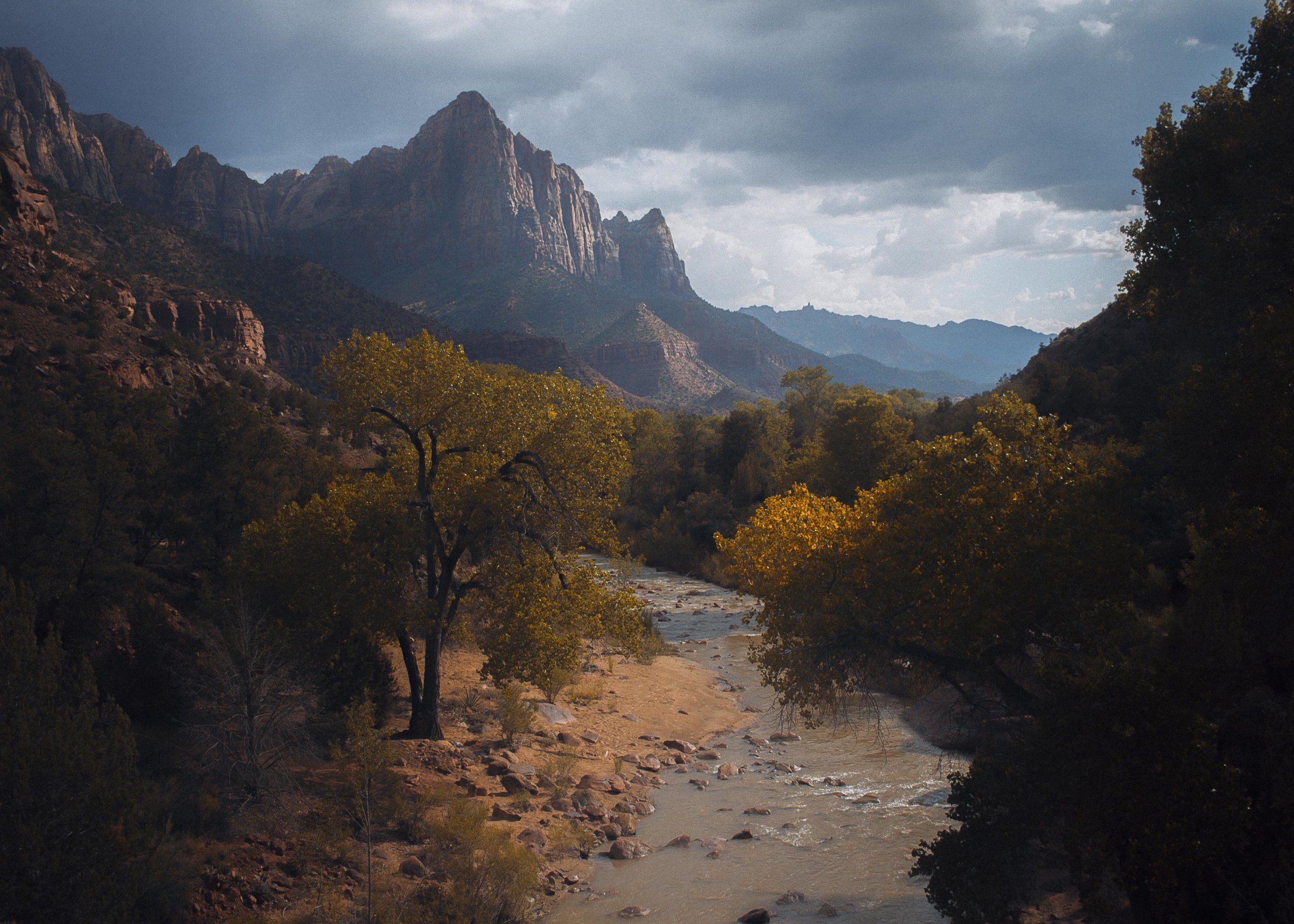 Watchman, 2015  Zion National Park, Utah, United States  24mm f/2.8 1/1000 sec ISO 100