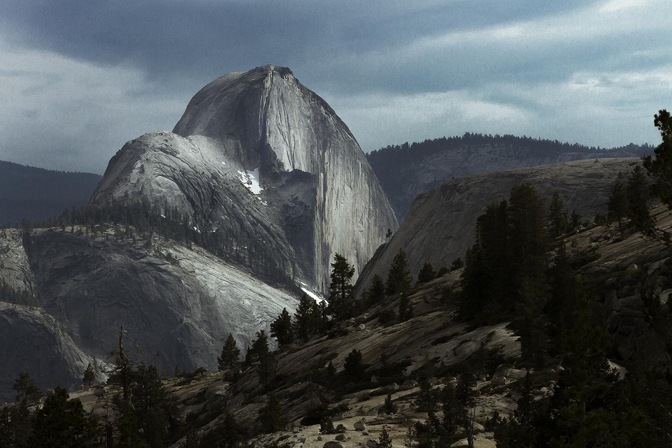 Half-Dome, 2016  Yosemite National Park, California, United States  140mm f/18 1/125 sec ISO 200