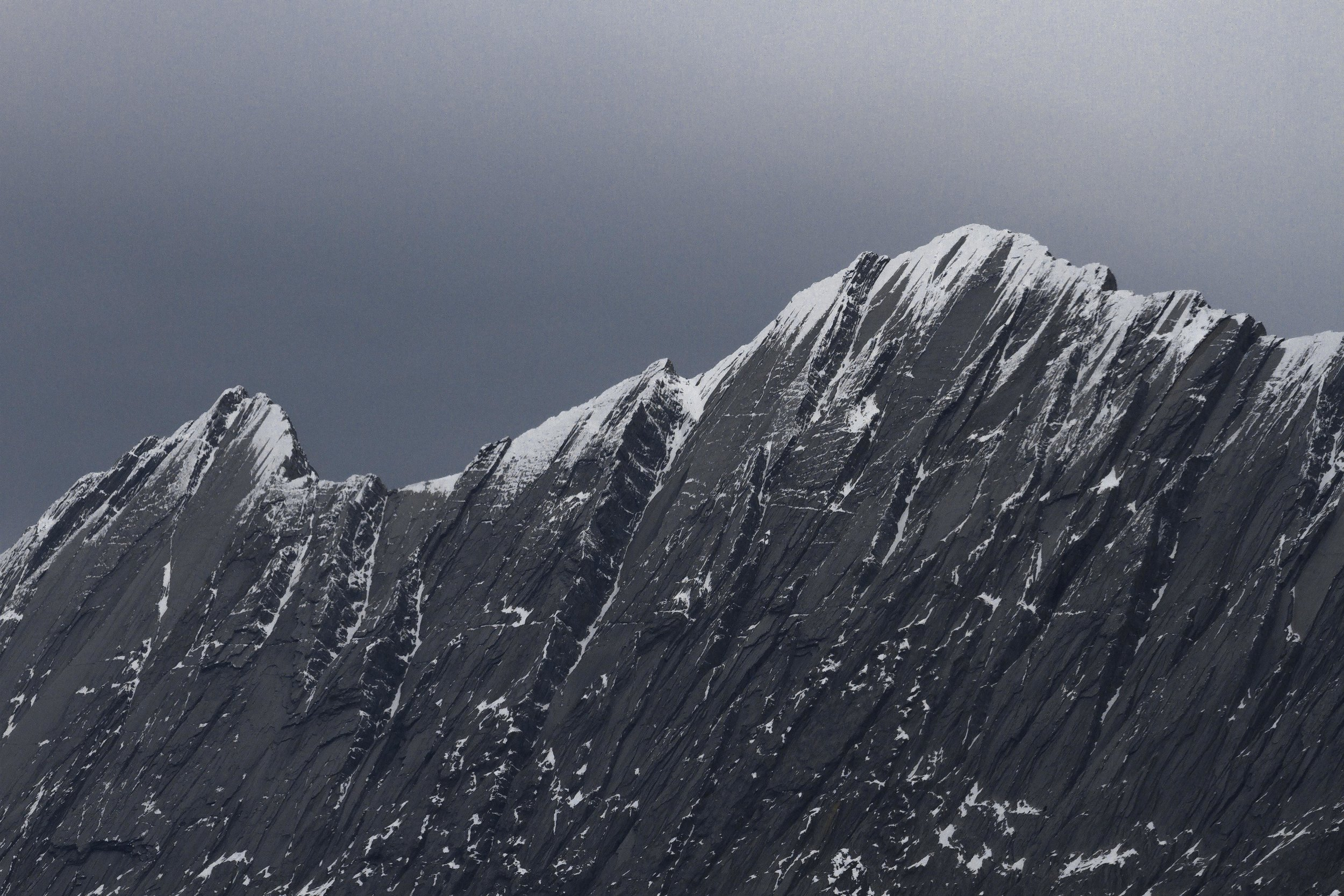 Peak, 2018  Jasper National Park, Alberta, Canada  180mm f/7.1 1/1250 sec ISO 640