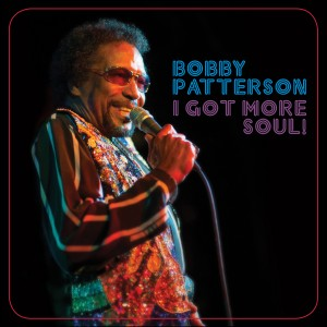 Cover shot of Bobby Patterson.