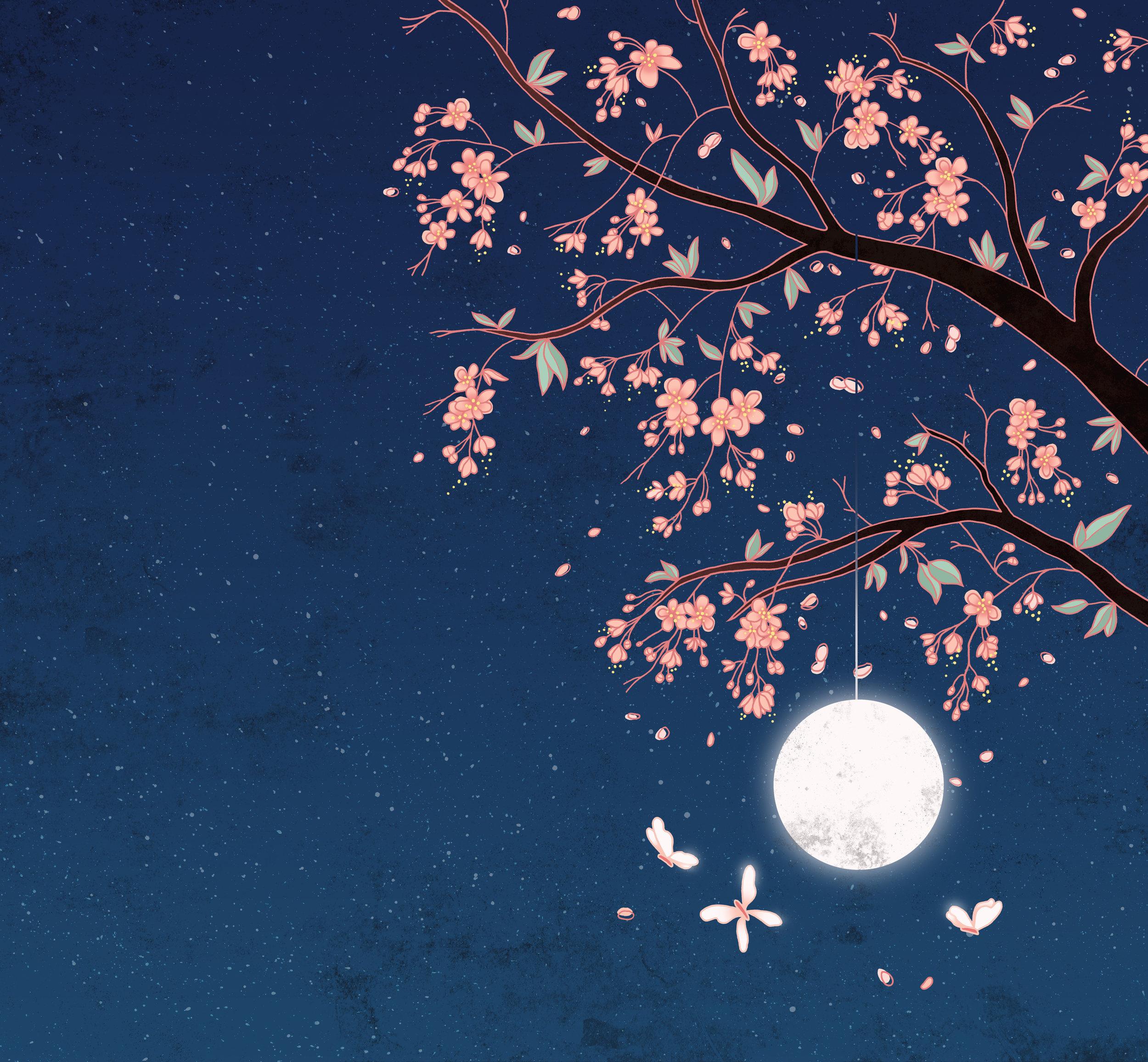 4 - Lantern and Blossoms.jpg