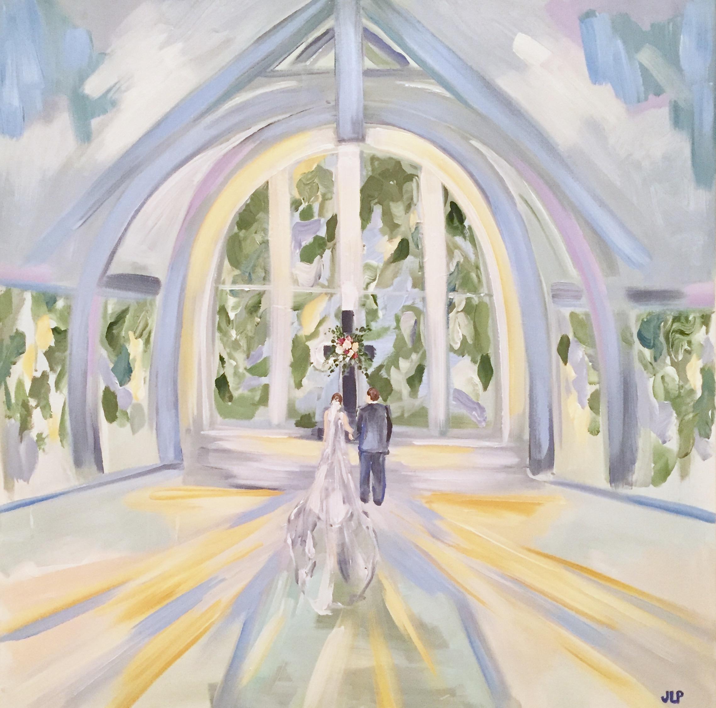 Ashton Gardens Chapel – Dallas, TX