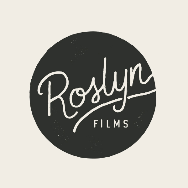 Roslyn Films Mark - Alisa Wismer Design + Illustration