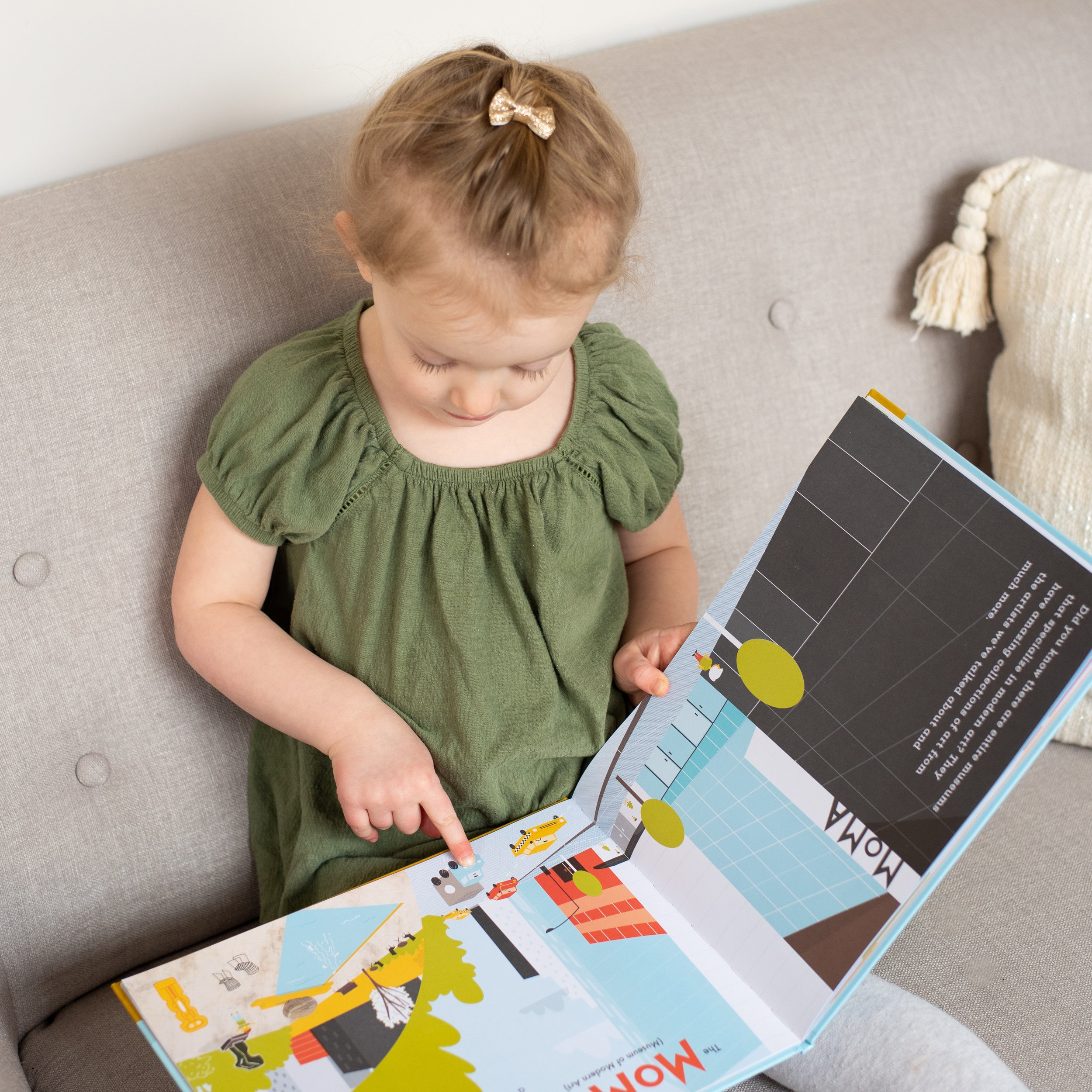 art is the future - The mission behind this book is to inspire kids to enjoy and learn about art at a young age.Learn More