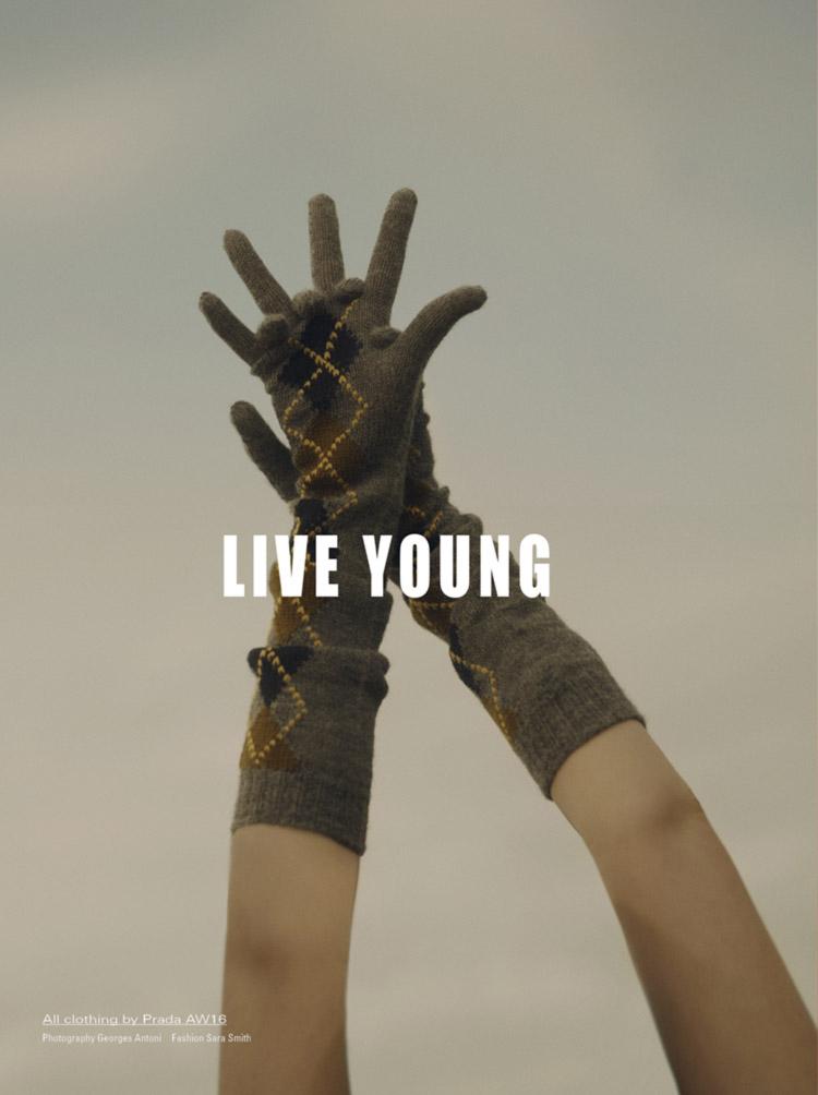 WONDERLAND  LIVE YOUNG