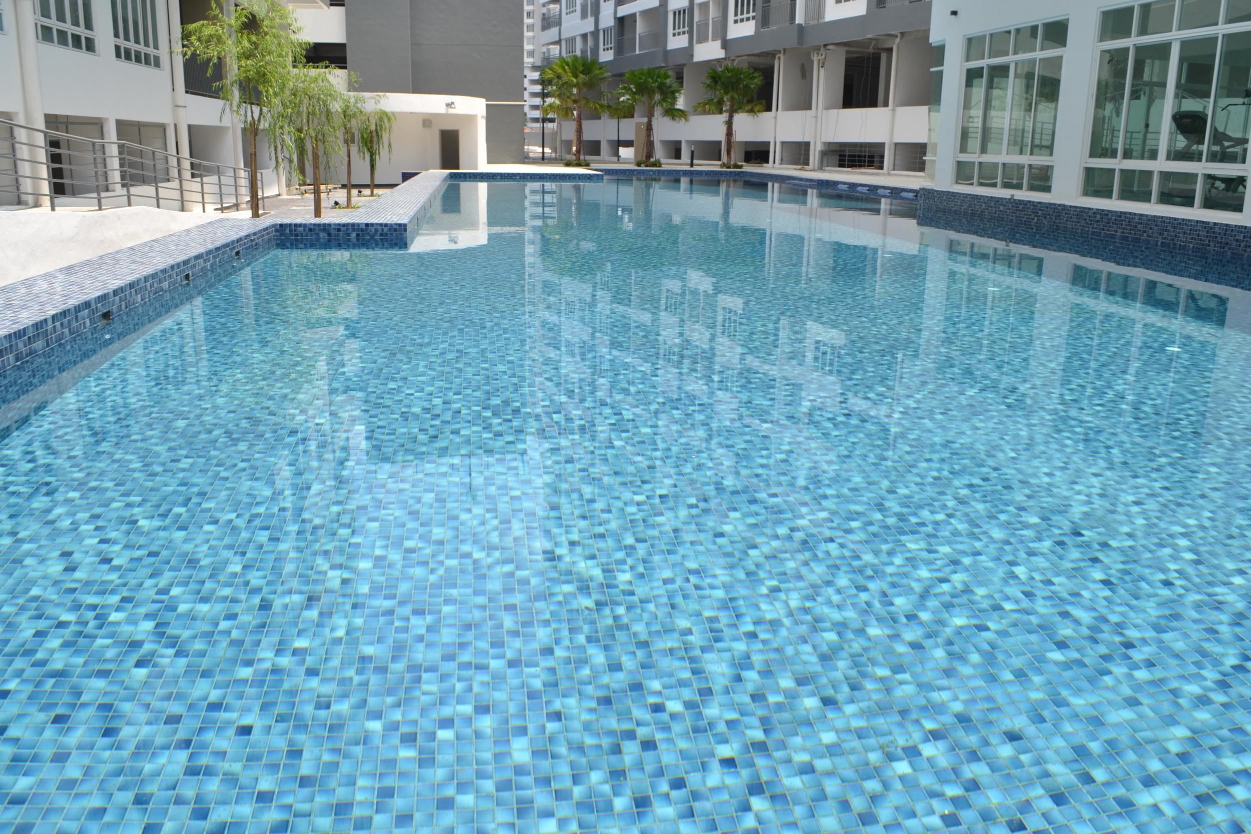 Casa Tropika Condominium, Puchong    Mixture of SQ Series