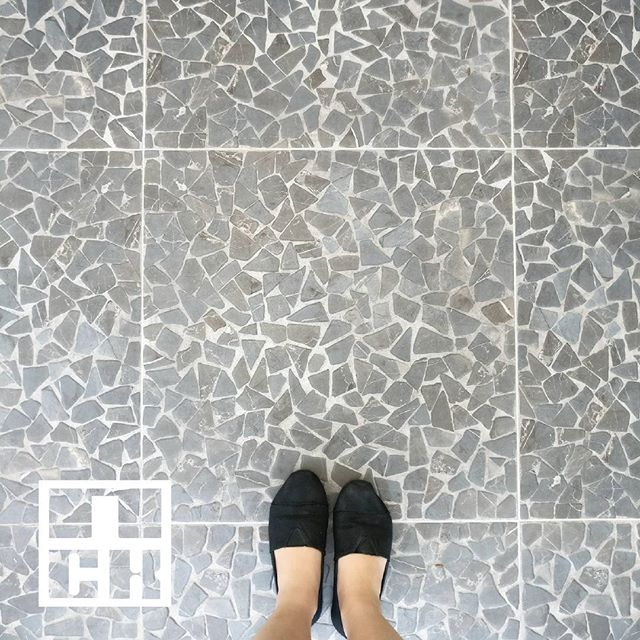 Bits and pieces;  600mm x 600mm  #nckceramic #guocera #pattern #patterntiles #ihavethisthingwithtiles #tileaddiction #walltiles #decortiles #shadesofgrey #grey #interiordesign #interiordesignmalaysia #instahome #instadecor #instamood #designinspiration #designaddict #hexagon #porcelain #tilecrush #tileaddiction #patterntiles #walltiles #finishings #bitsandpieces