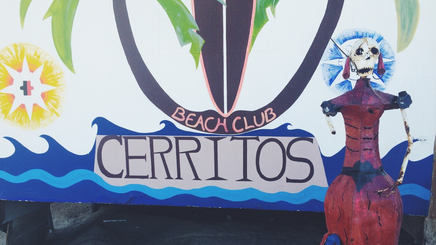 Cerritos Beach Club, Baja