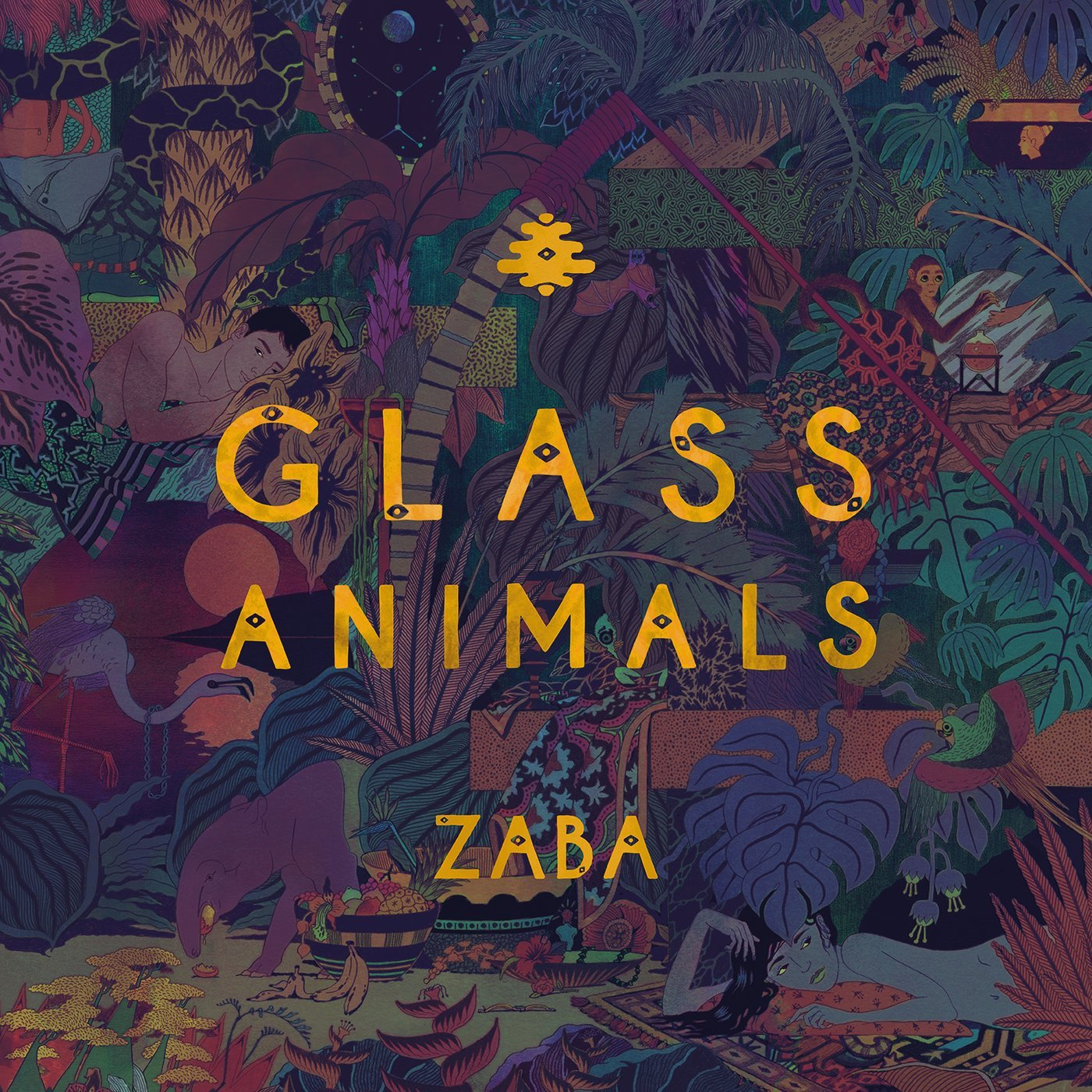 Glass Animals, ZABA