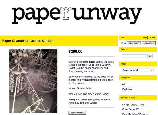 Paper Runway Sunshine Coast workshops.jpg