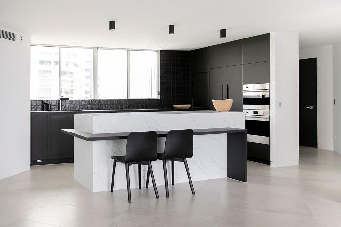 New Kitchen Design by Simone Barter  Builder Recom Building