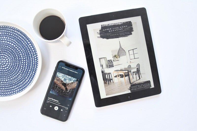Simone Barter Design Studio style life home magazine and coffee S.jpg