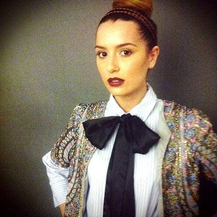 Make-Up By Mara Capozzi for Troika Int.