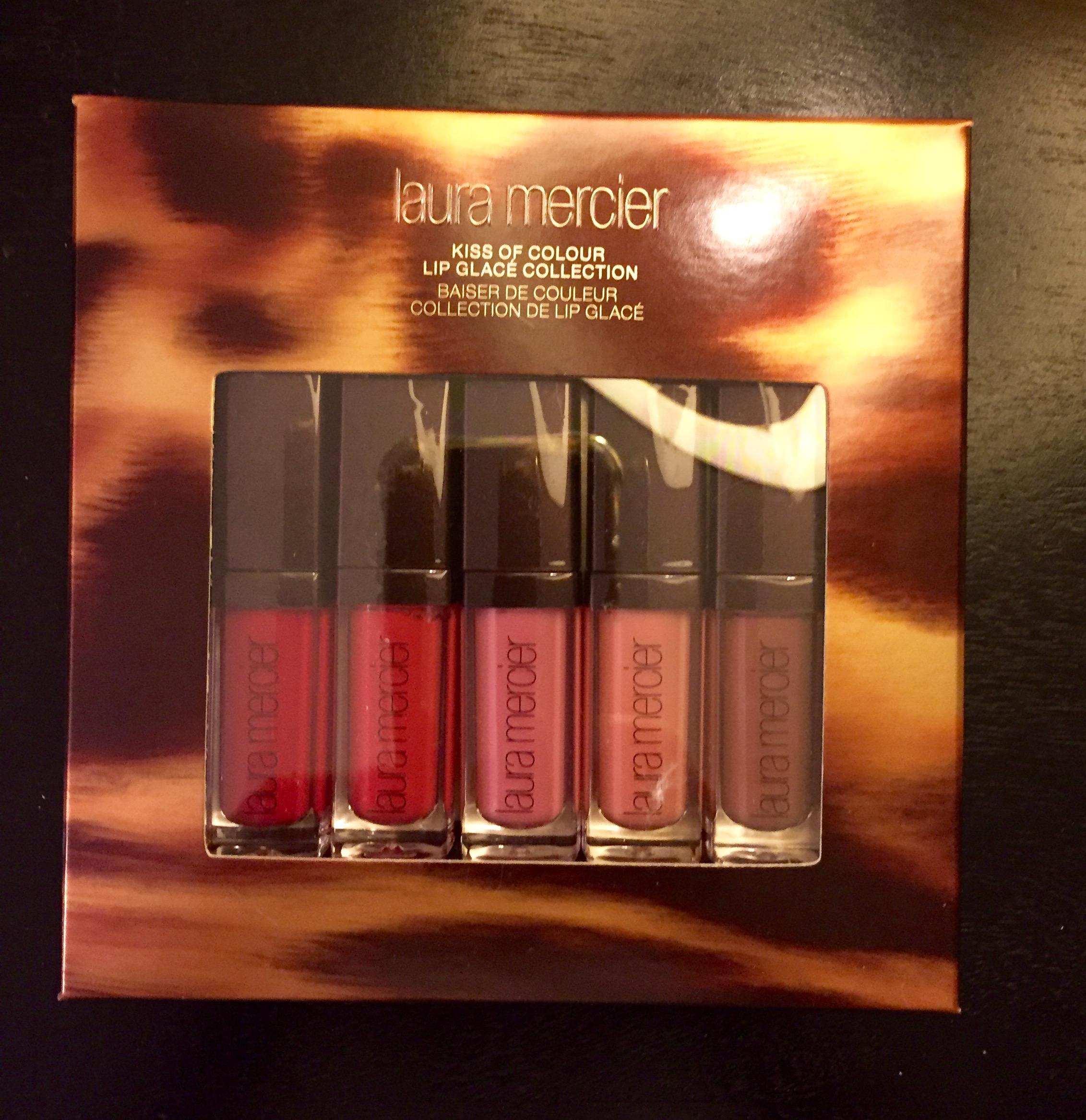Kiss Of Color Lip Glaze Set