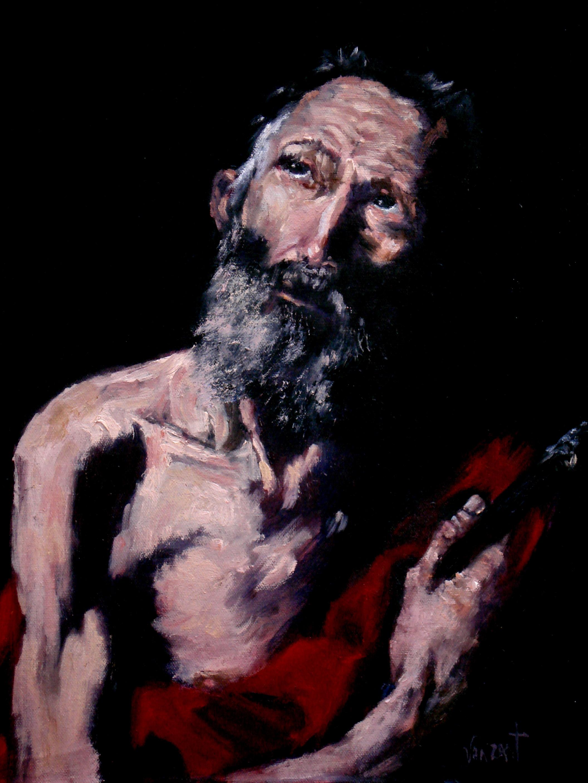 Saint Jerome after Jusepe de Ribera