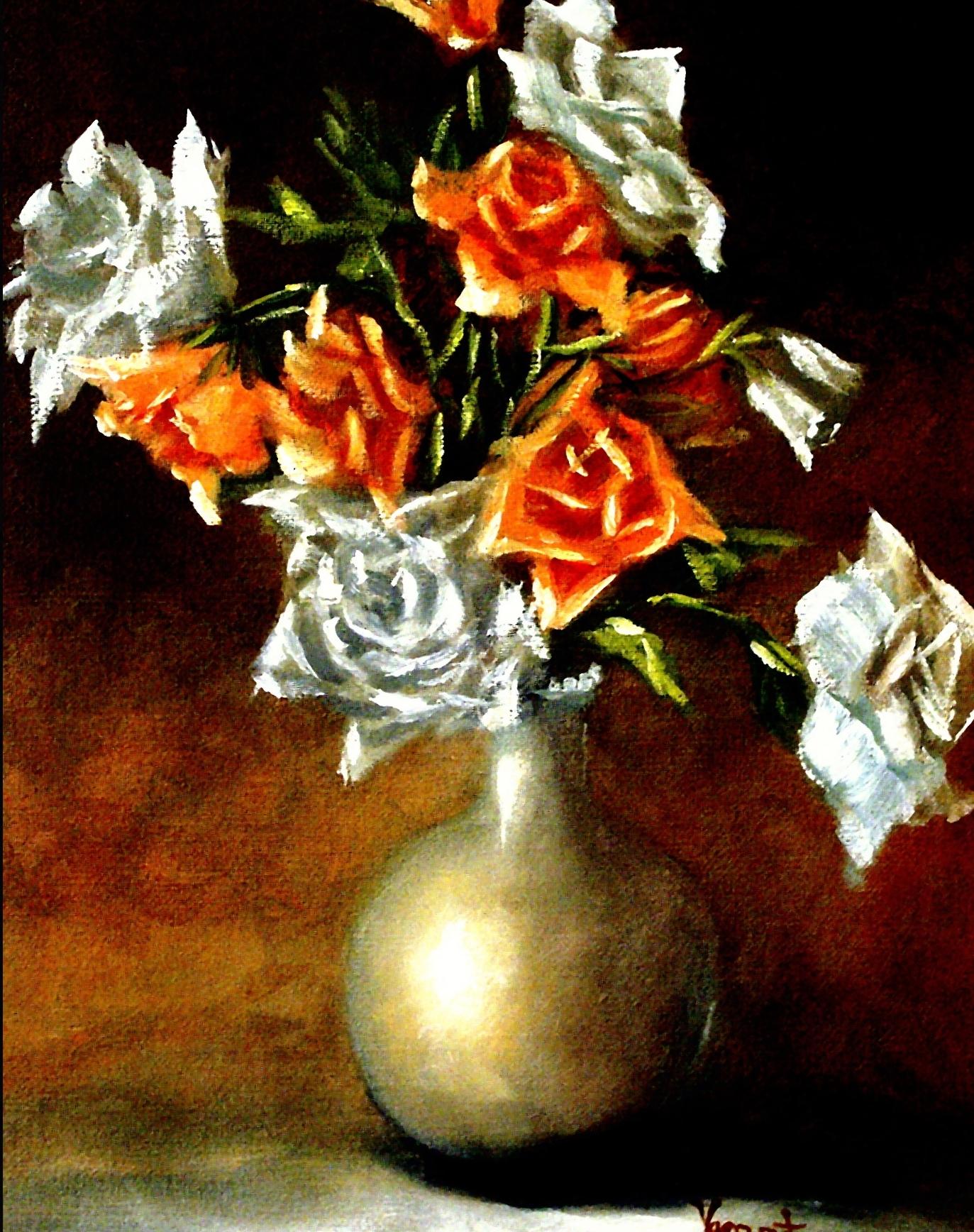 Abundance of Roses