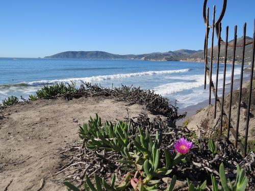 Bluff overlooking Avila Beach