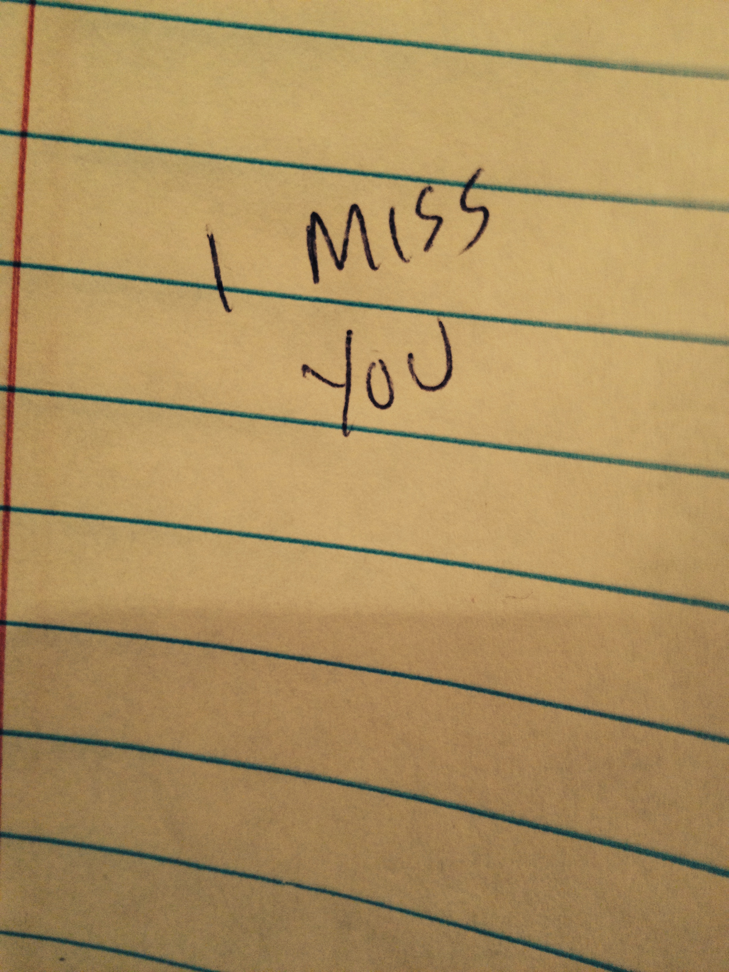 I Miss You (2013)