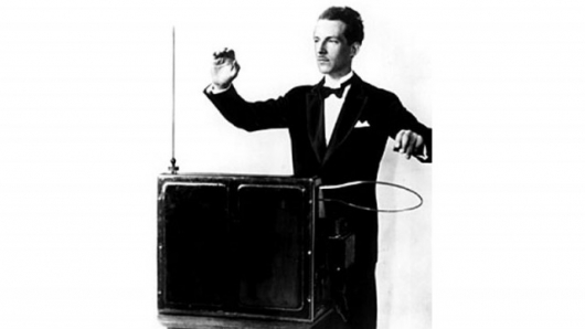 L éon Theremin - Inventor of the theremin and all around badass.