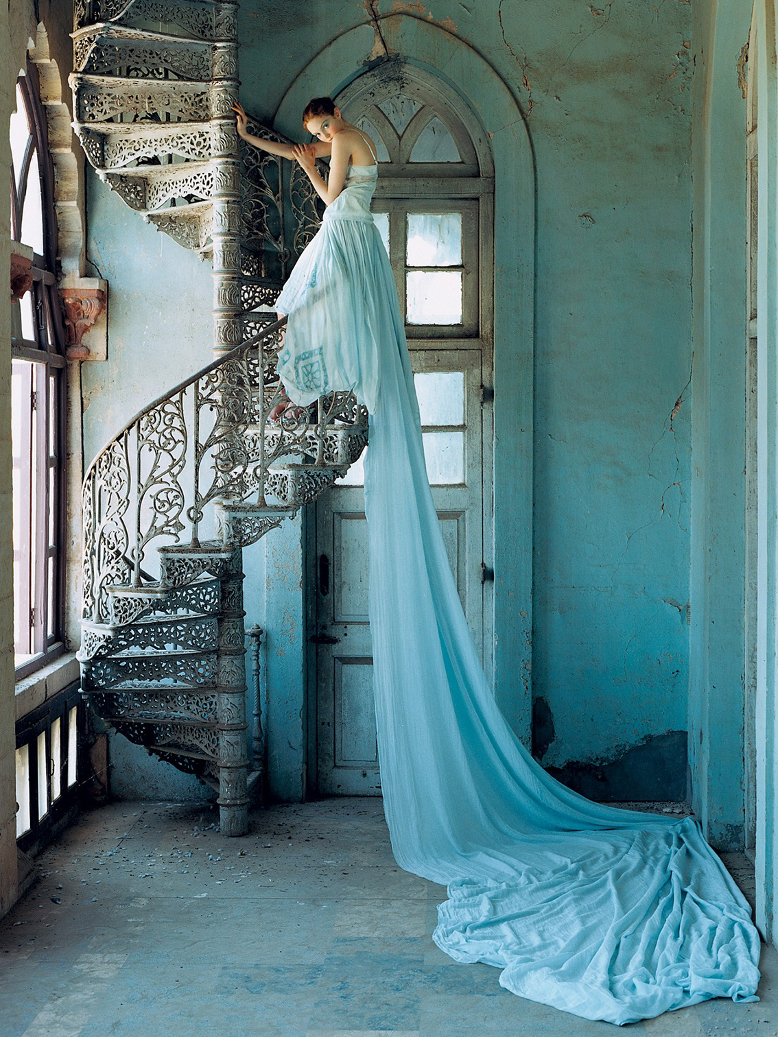 Lily Cole by Tim Walker, VOGUE UK, 2005
