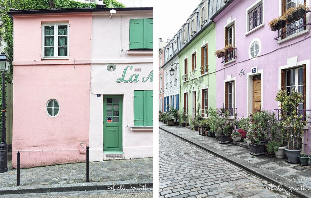 Montmartre / Bastille
