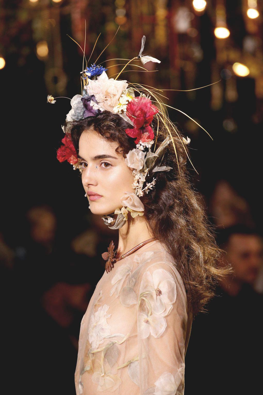Christian Dior Couture SS'17 / via vogue.co.uk