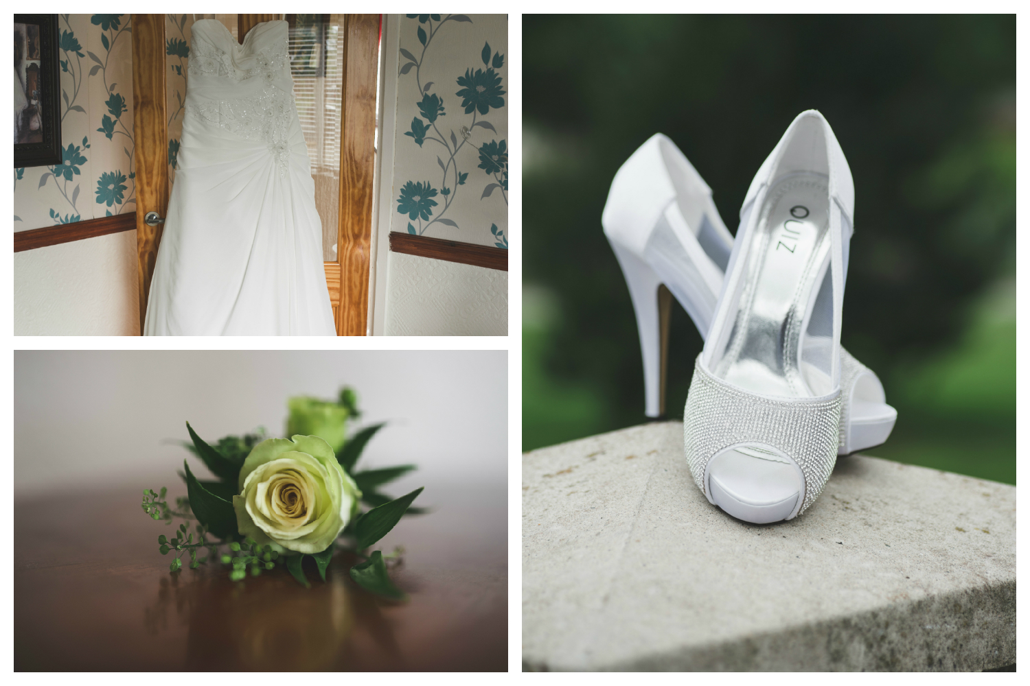 Northern_Ireland_Wedding_Photographer_Dress_Shoes_Flowers