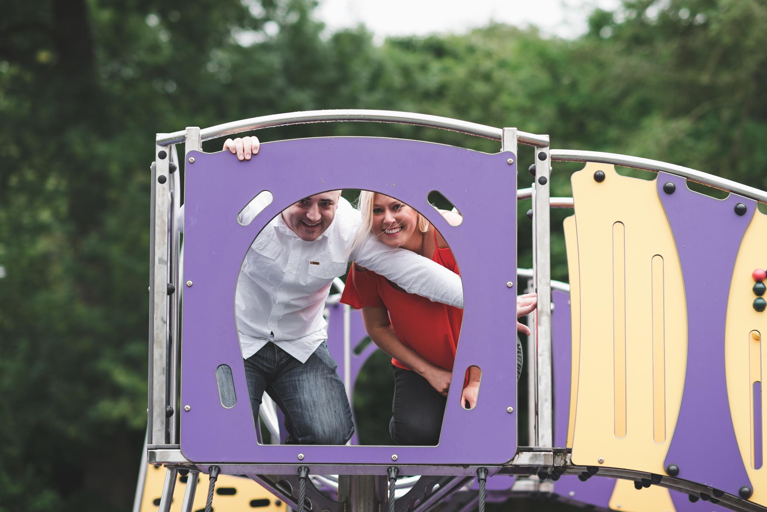 Engagement_Photographs_Belfast_Lady_Dixons_Park_Slide