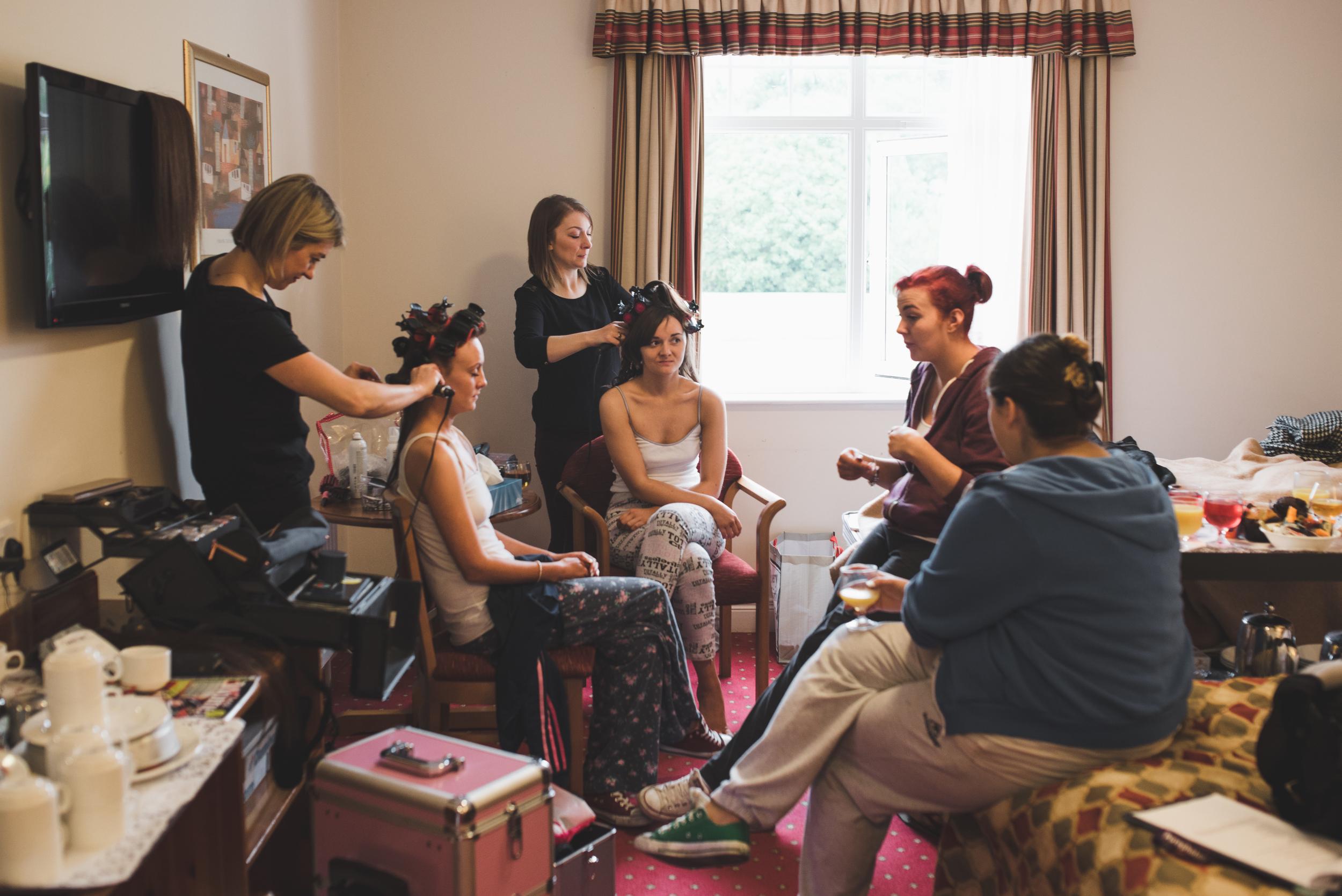 Northern_Ireland_Wedding_Photographer_Purephotoni_Dunsilly_Hotel_Wedding_Hair_Bride_Bridesmaids