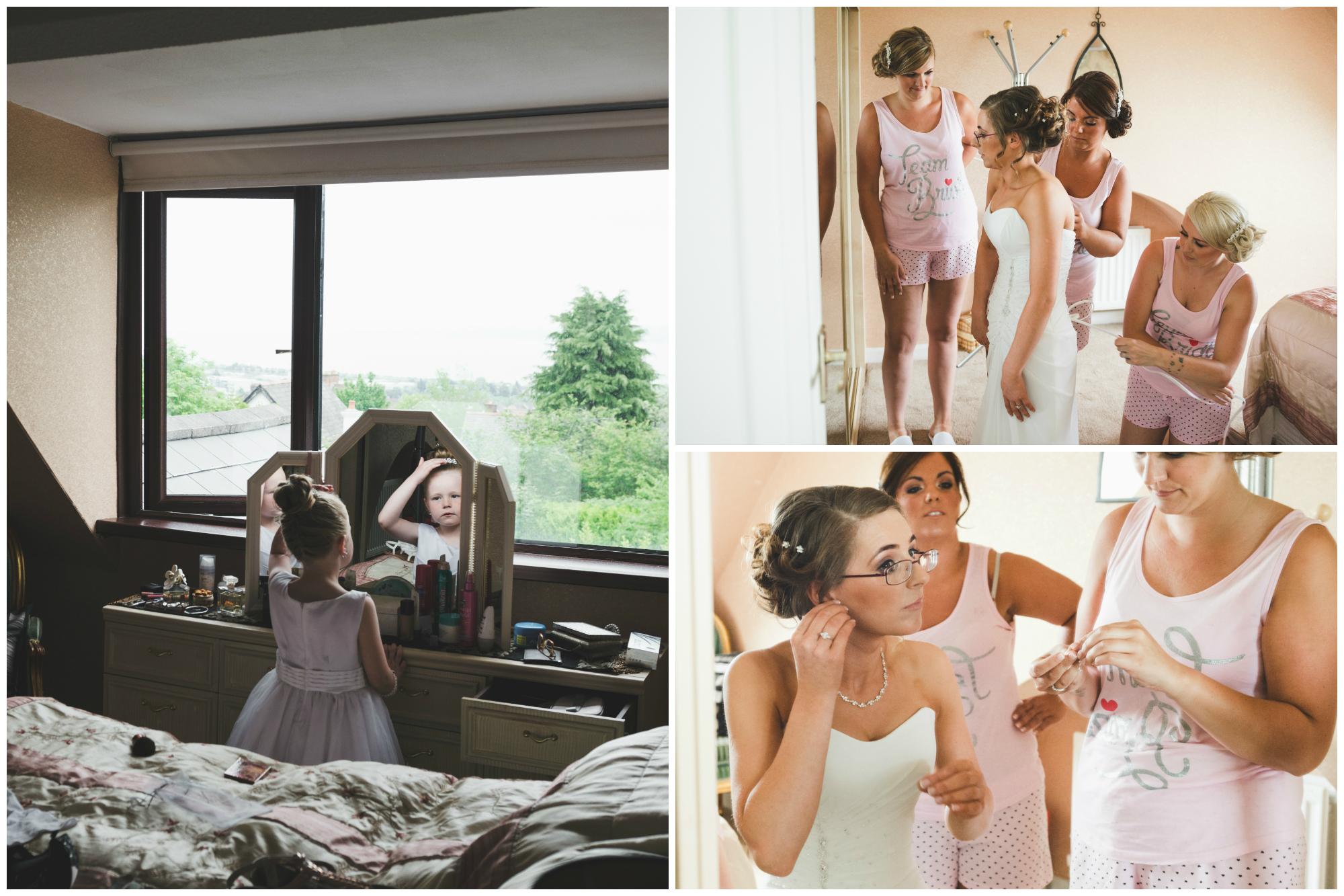 Ballymac_hotel_wedding_lisburn_bride_flower_girl_daughter_ready