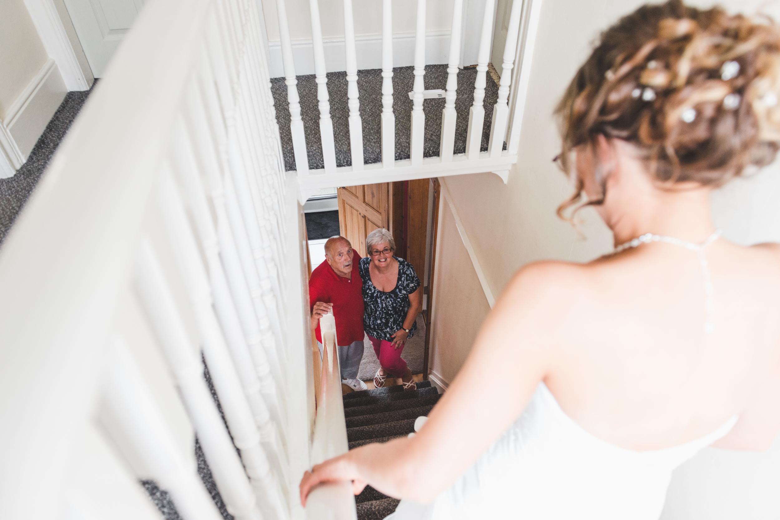 Ballymac_hotel_wedding_lisburn_bride_stairs