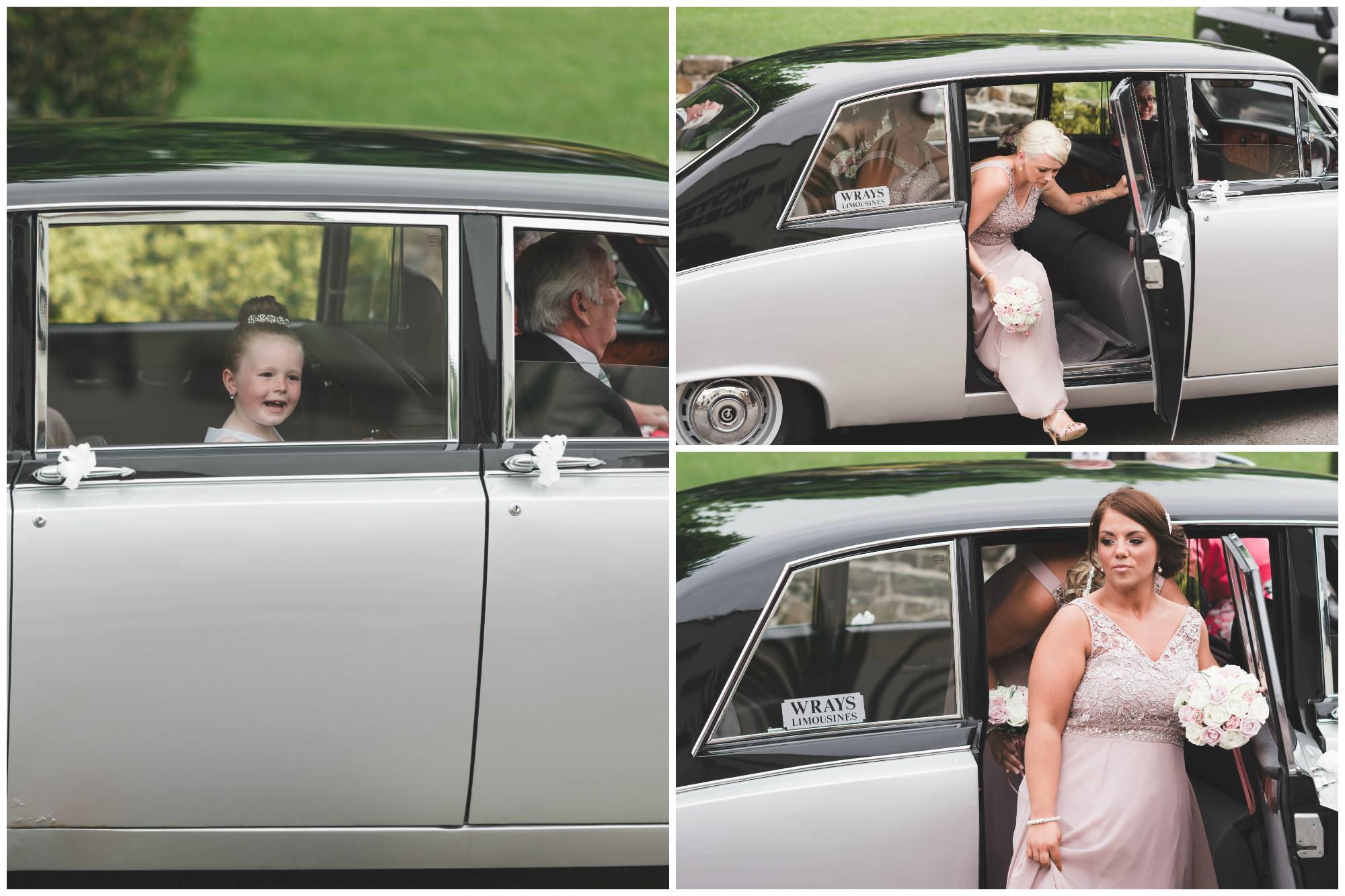 Ballymac_hotel_wedding_lisburn_bridesmaids_arrival