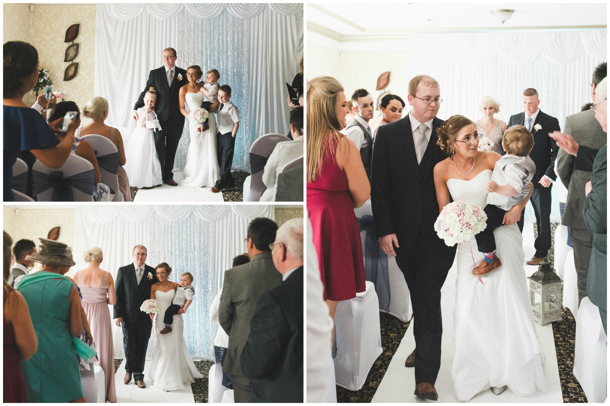 Ballymac_hotel_wedding_lisburn_shoes_bride_groom_leave_ceremony