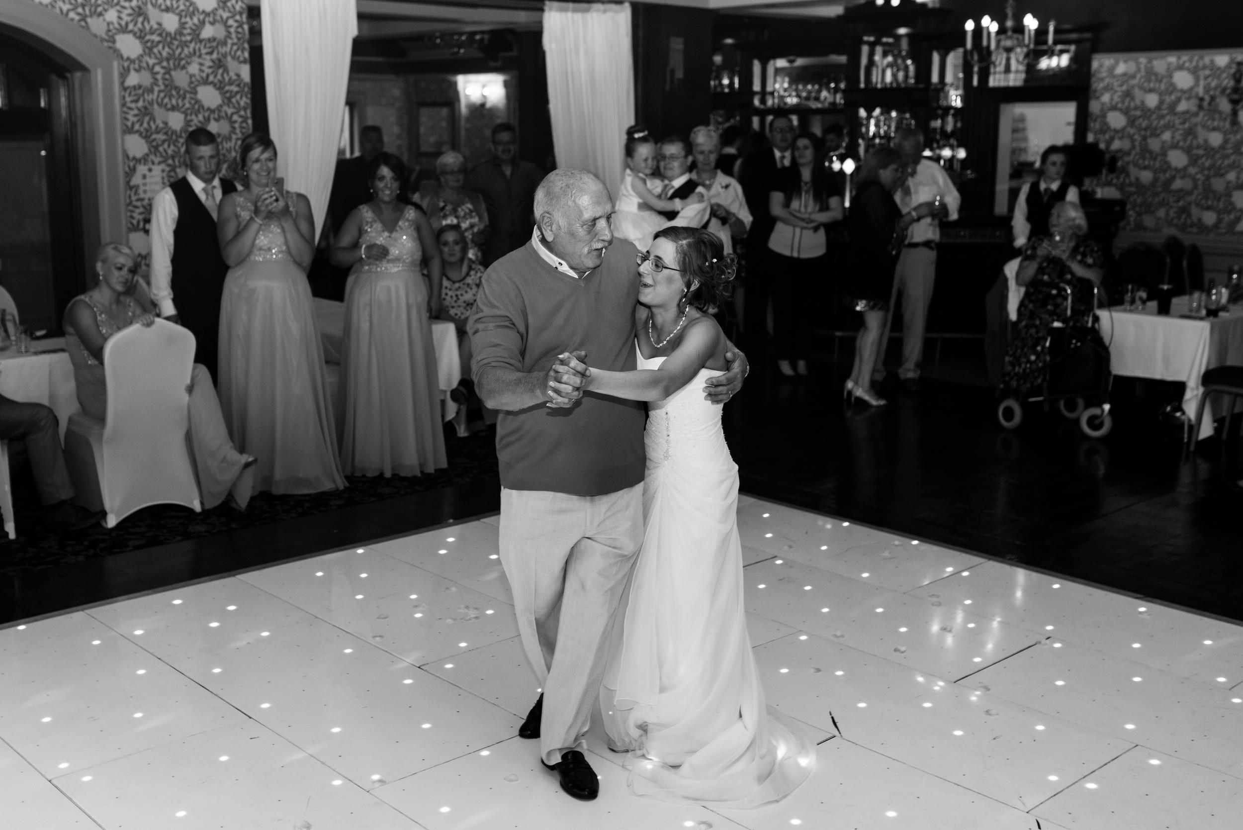 Ballymac_Hotel_Lisburn_Wedding_bride_father_dance