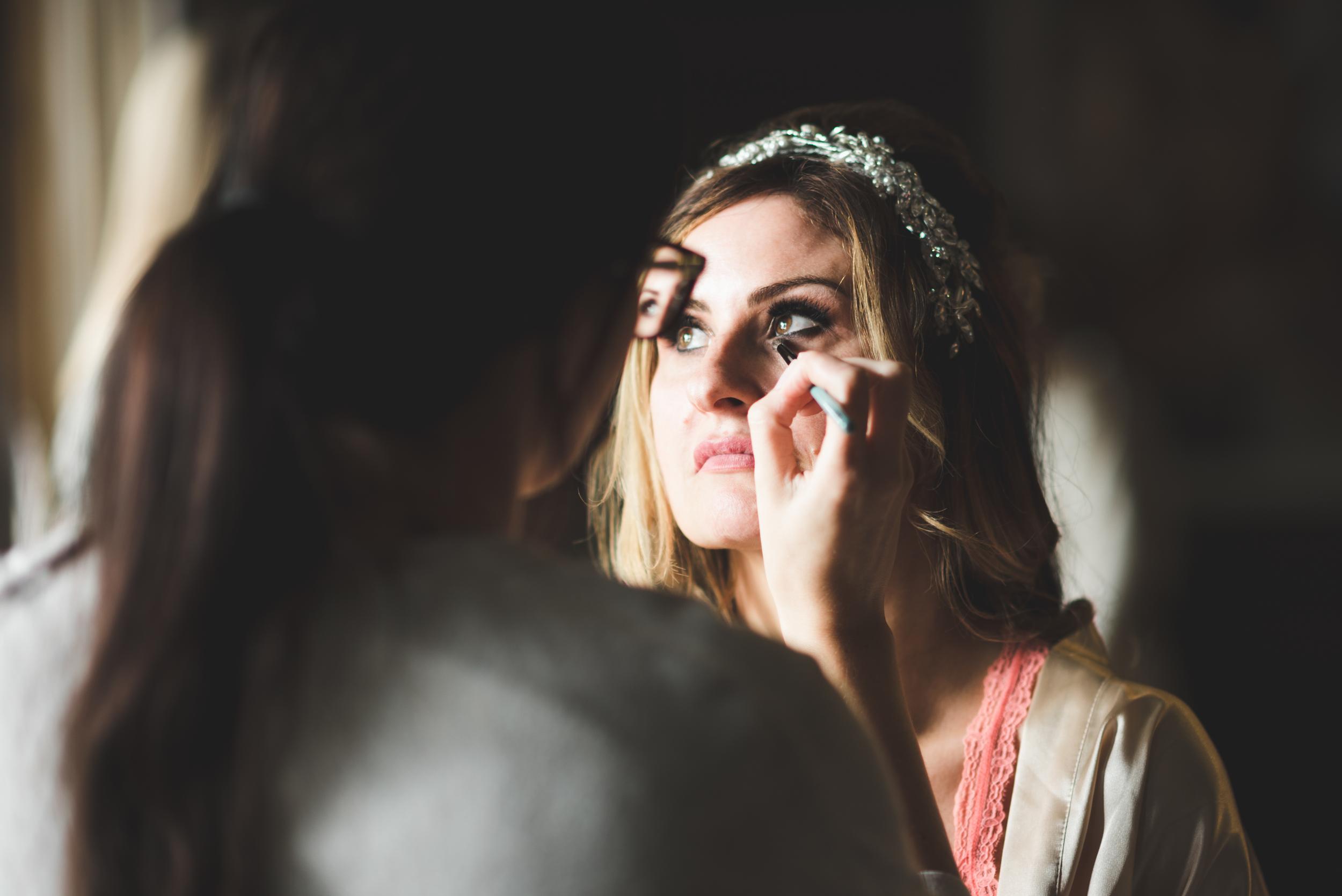 Lusty Beg Island Wedding Photographer Pure Photo N.I Brides Make Up