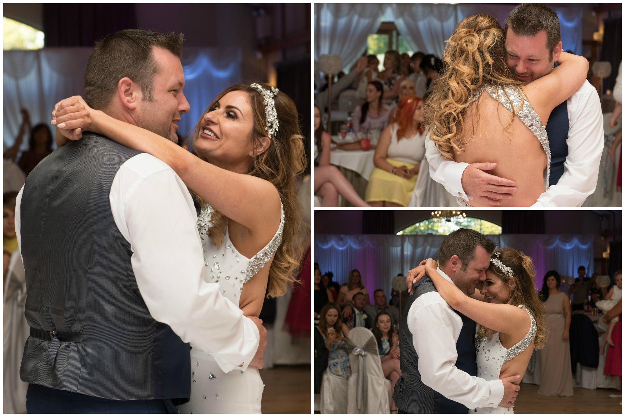 Lusty Beg Island Northern Ireland Wedding Photographers Pure Photo N.I the first dance