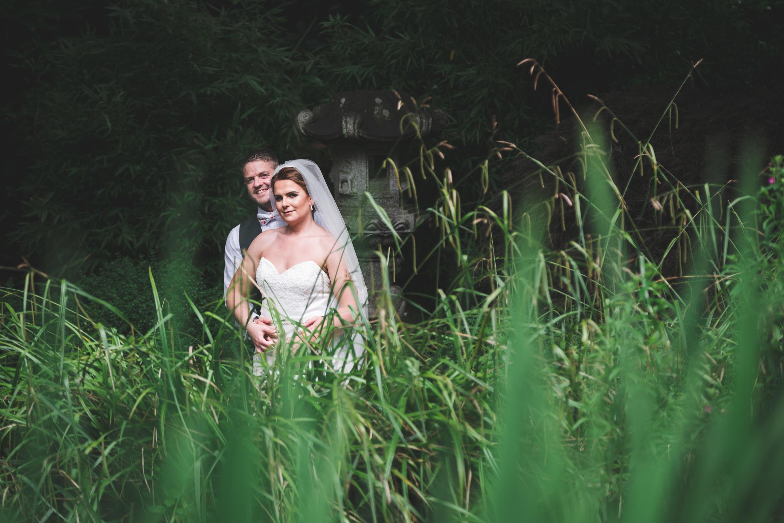 Northern Ireland Wedding Photographer purephotoni lady dixons park bride groom portraits