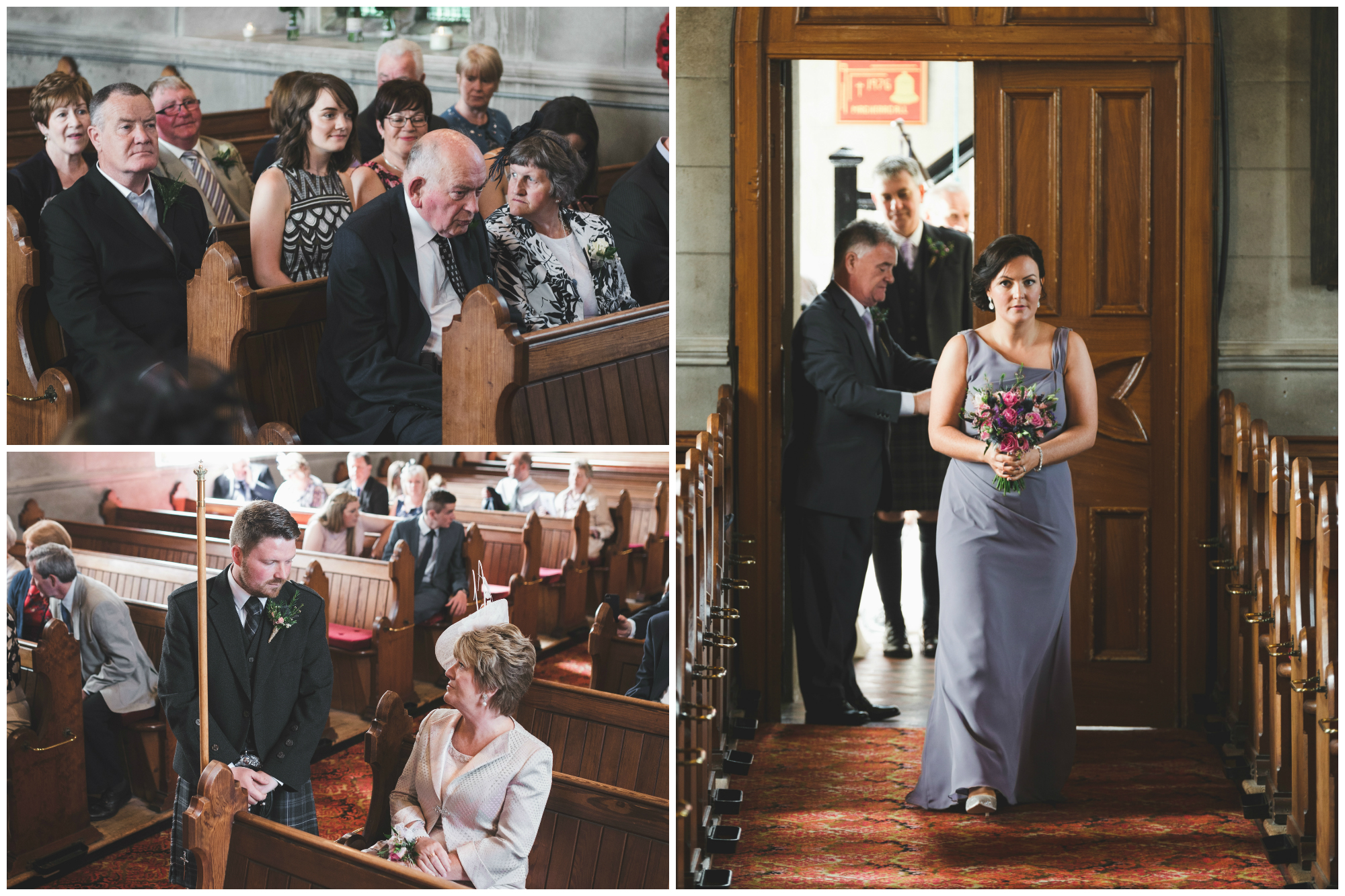 Lisburn Wedding Photographer Pure Photo N.I Magheragall Parish Church ceremony bridesmaid