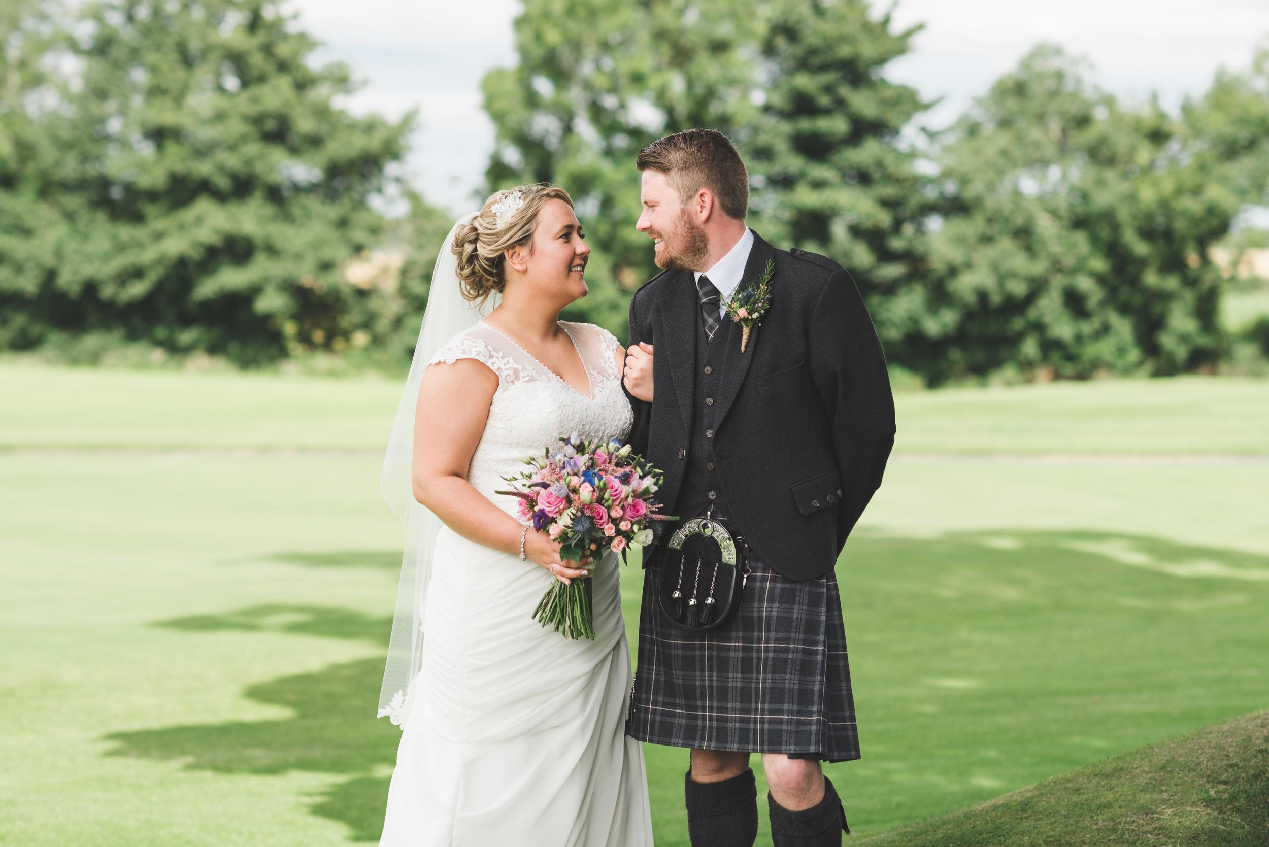 Lisburn Wedding Photographer Pure Photo N.I Edenmore Country Club bride and groom portraits