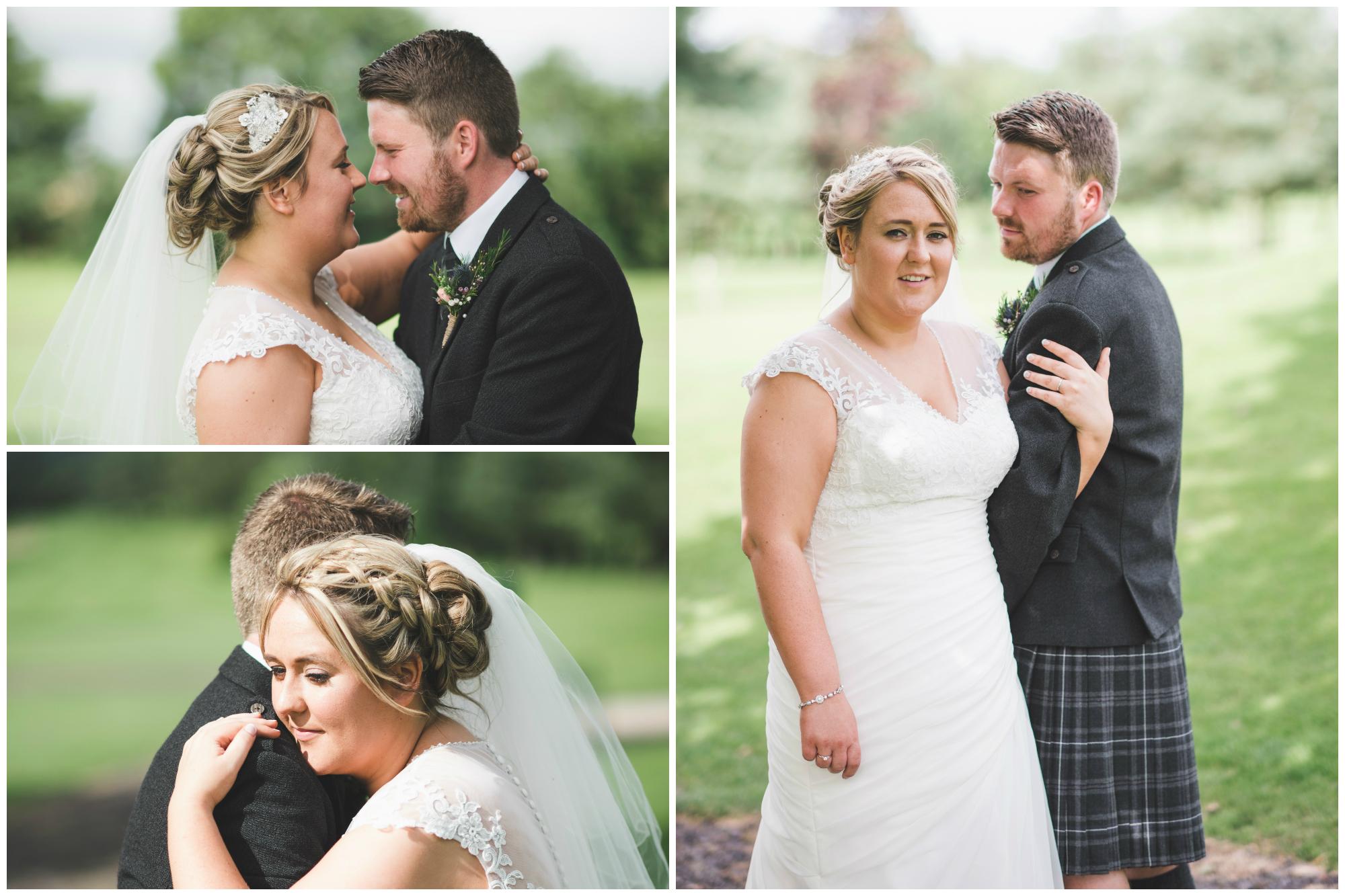 Lisburn Wedding Photographer Pure Photo N.I Edenmore Country Club groom bride portraits