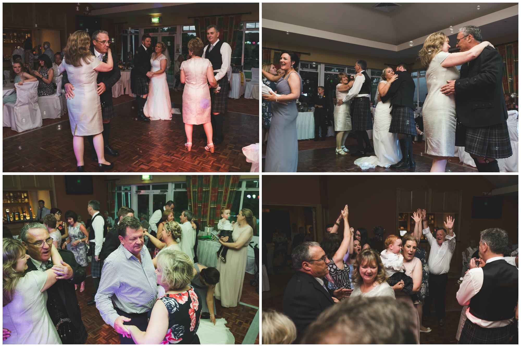 Lisburn Wedding Photographer Pure Photo N.I Edenmore Country Club dance