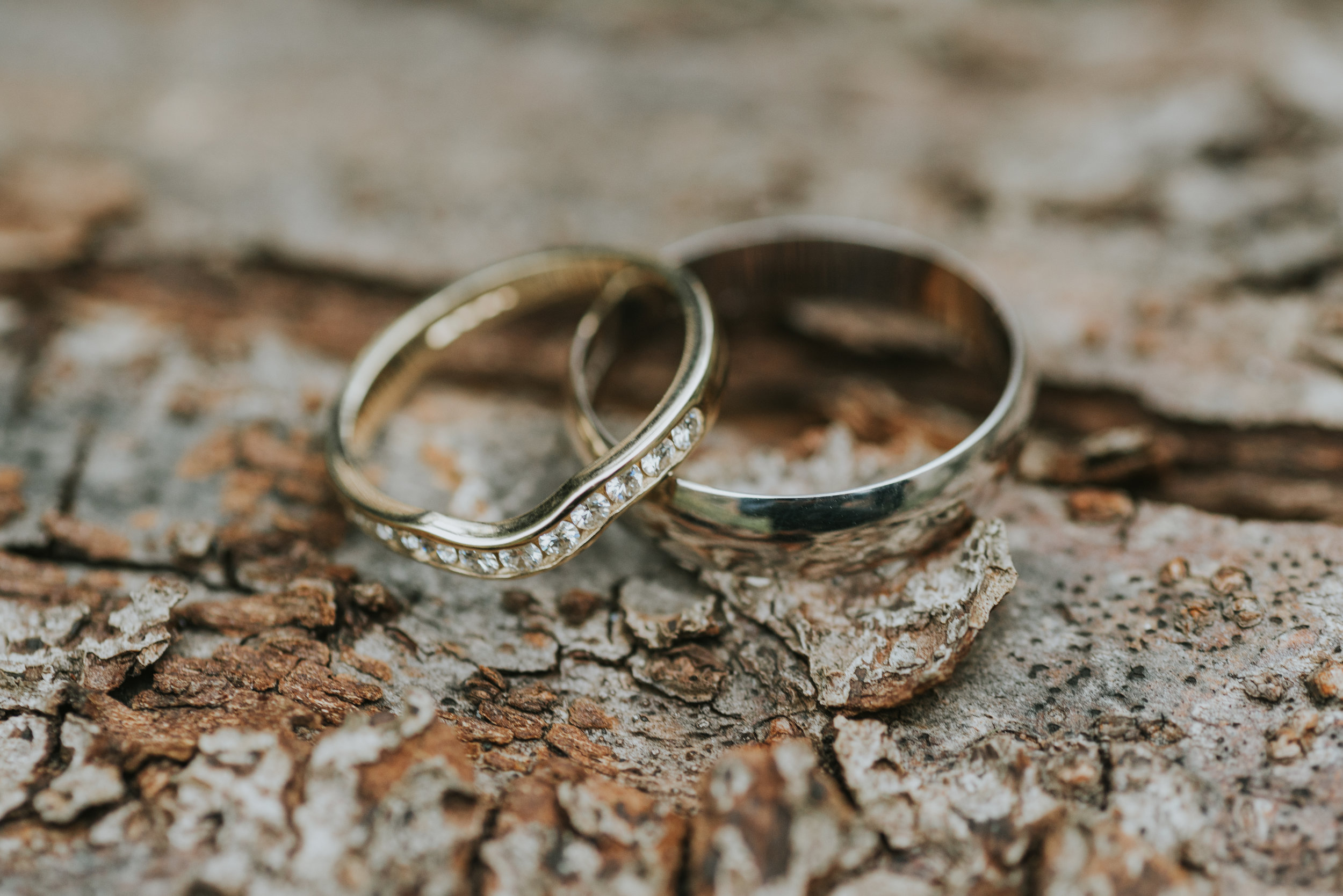 Limavady Wedding Pure Photo N.I Rings