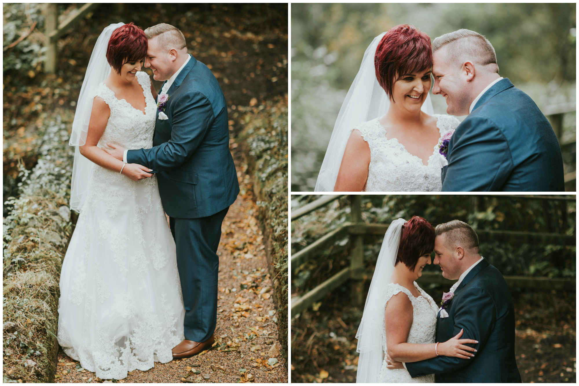 Roe Park Wedding Photographer Pure Photo N.I bride and groom portraits