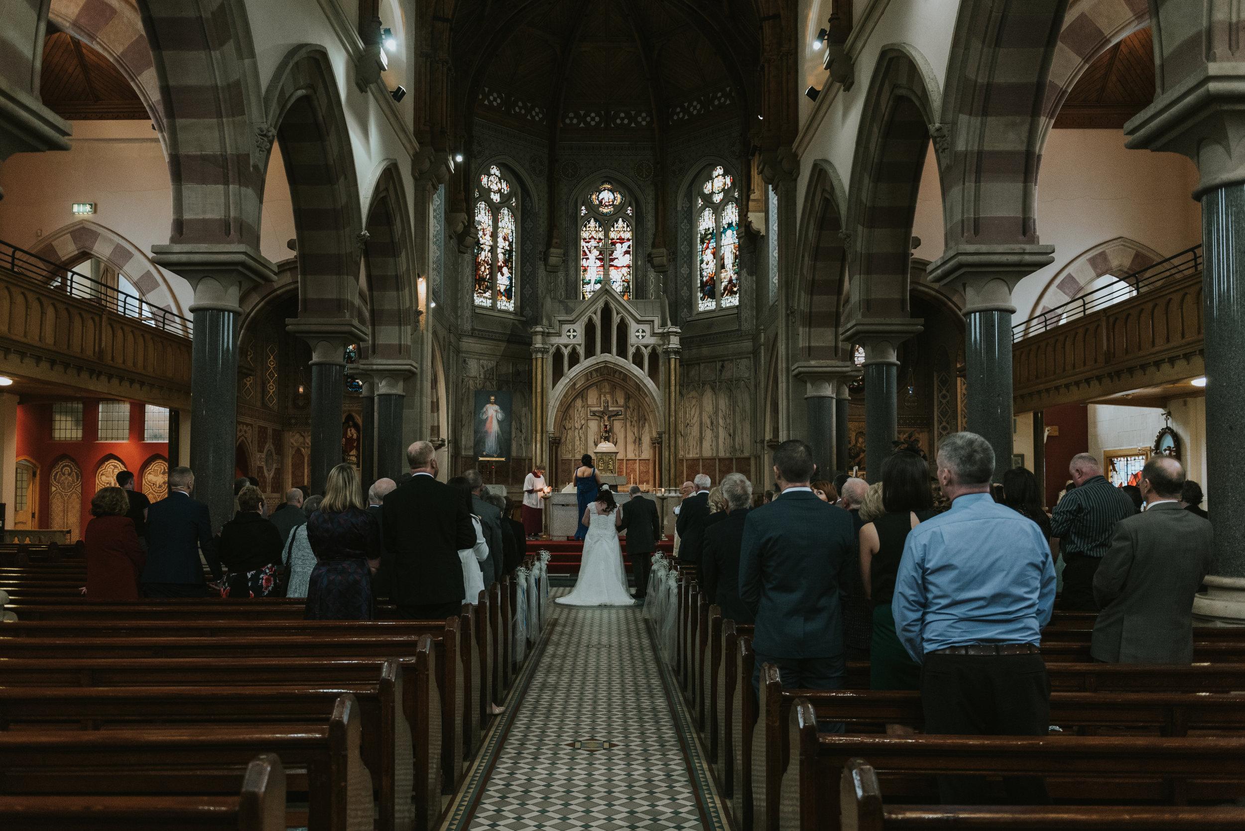 St. Pauls belfast wedding photographer pure photo n.i