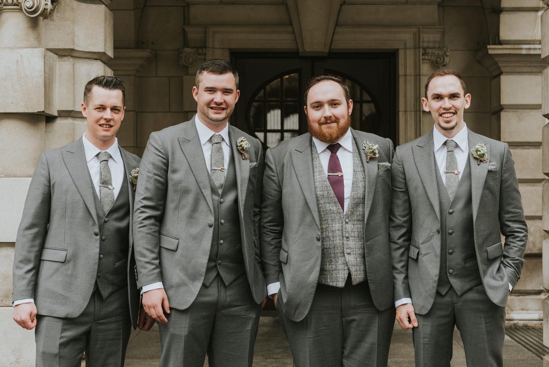 Belfast City Hall Wedding 27