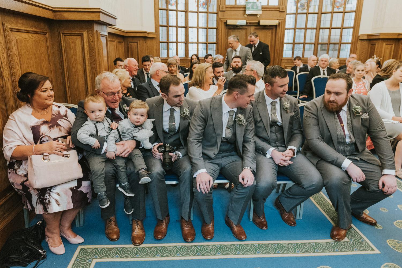 Belfast City Hall Wedding 30