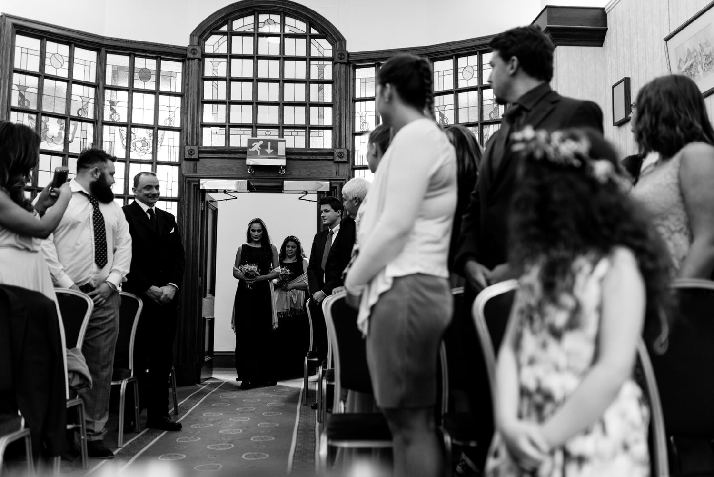 Belfast City Hall Wedding 34