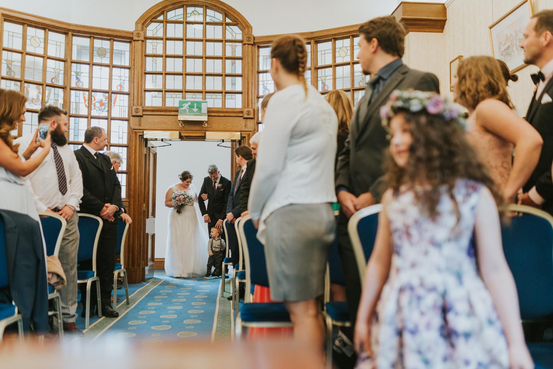 Belfast City Hall Wedding 35